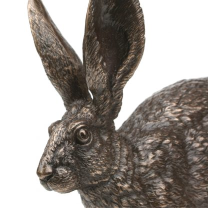 Running Hare Figure: