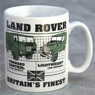 Land Rover, Air Portable MUG: