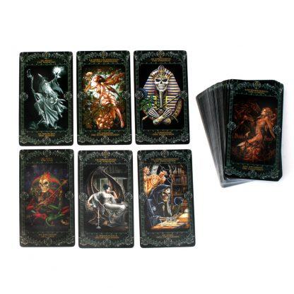 Alchemy Tarot Cards.
