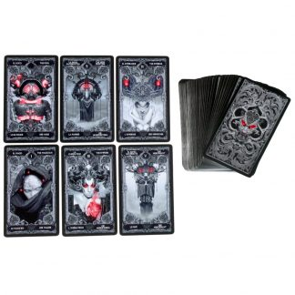 Nekro XIII Tarot Cards.