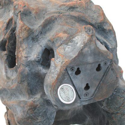 Large Replica Fossil T.Rex Skull: