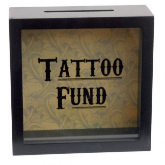 Tattoo Fund Money Box.