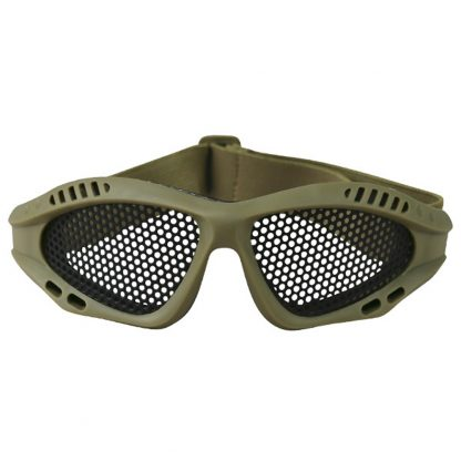 Coyote Special Ops Mesh Glasses/Goggles