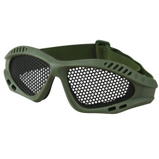 Green Special Ops Mesh Glasses/Goggles