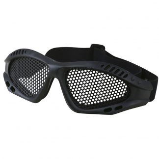 Black Special Ops Mesh Glasses/Goggles