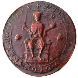 The Great seal Of William Rufus.