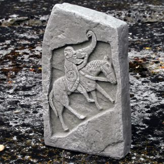 Pictish Wall Plaque