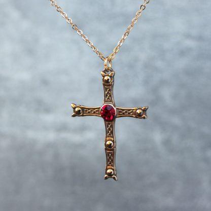 Staffordshire Hoard Inspired Cross: