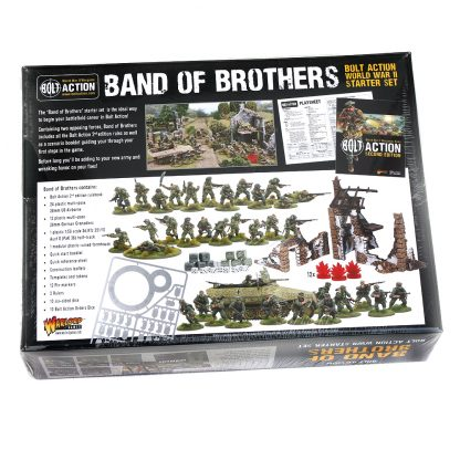 Band Of Brothers Starter Set.