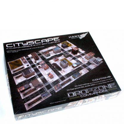 DropZone Commander Cityscape