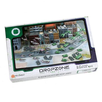 DropZone Commander Starter Kit: