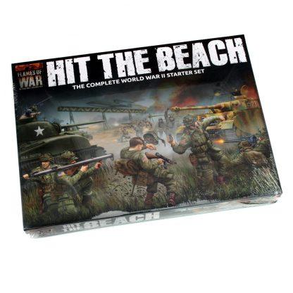 Hit The Beaches.