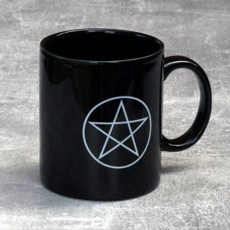Witches Pentagram Mug