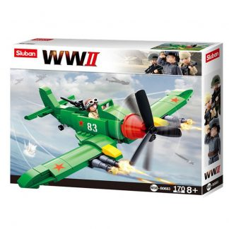 Sluban Blocks: WW 2 Fighter Plane