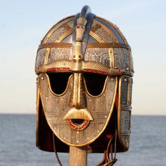 Raedwalds Helmet Sutton Hoo