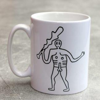Cerne Abbas Giant Hillfigure Mug