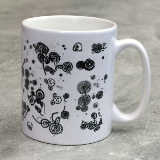Archaeologists Mug: Cup And Ring Carvings: