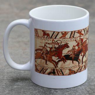 Bayeux Tapestry Mug