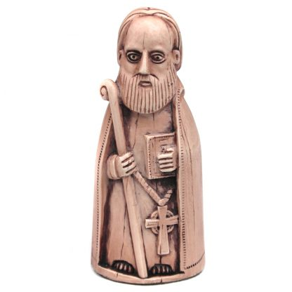 St Columba : Lewis Chess Piece Inspired.