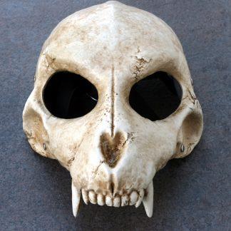 Weird Skull Mask.