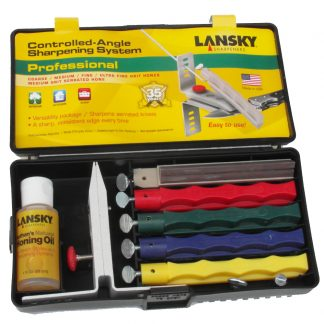 Lansky Professional Contolled Angle Sharpening System: