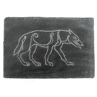 Pictish Wolf Stone